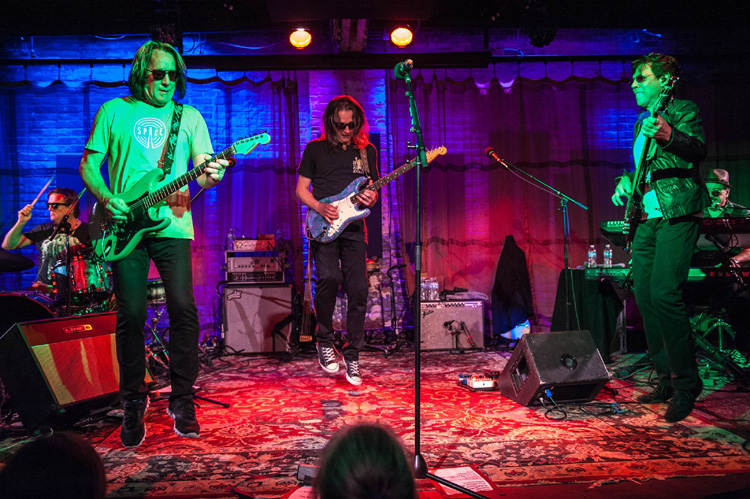 Todd Rundgren GLOBAL Tour dates 2015 -2016